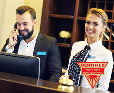 Certified Front Desk Representative